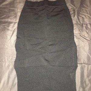 Sparkle & Fade Midi Skirt